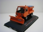 Multicar M25 Snowplow 1980 Orange 1:43 Ixo-Ist288R
